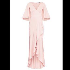 BCBG Light Pink Bridesmaids Dress